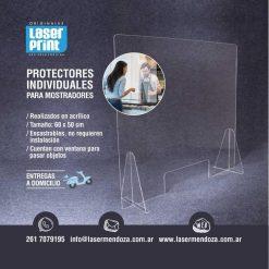 acrilico protector